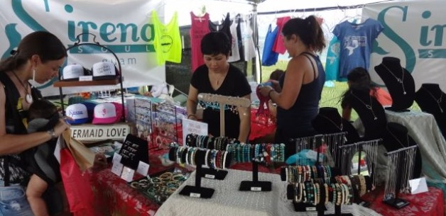 Holiday Craft Fair Draws Hundreds to Shop with Over 50 Local Vendors