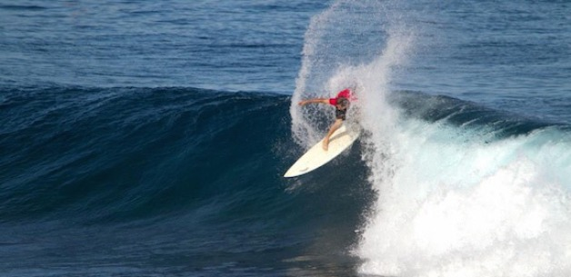 Guahan Napu Holds 8th Rick's Reef Classic Surf Contest
