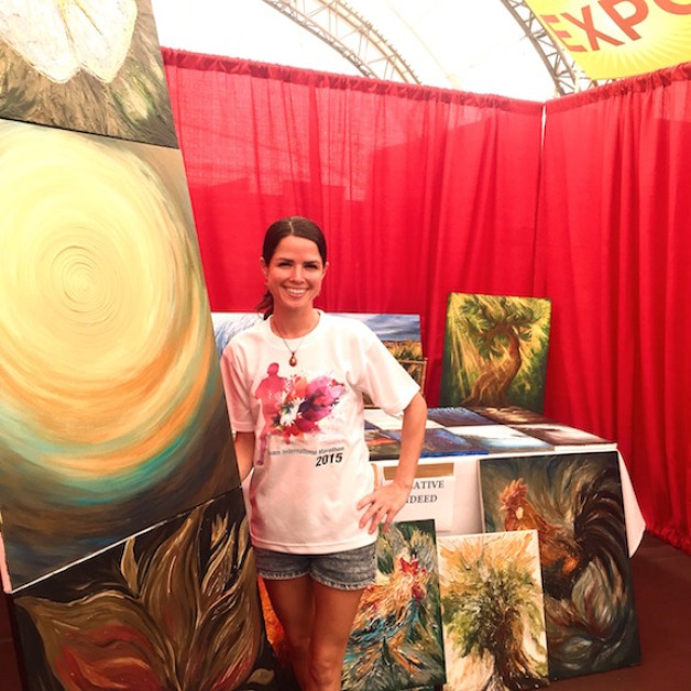 2015 Guam International Marathon Expo