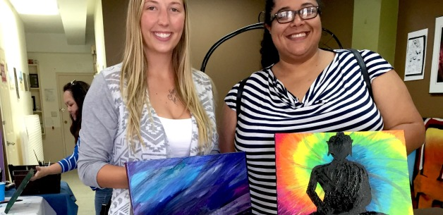 Bonus Creative Session for April & Extra Painting Creations