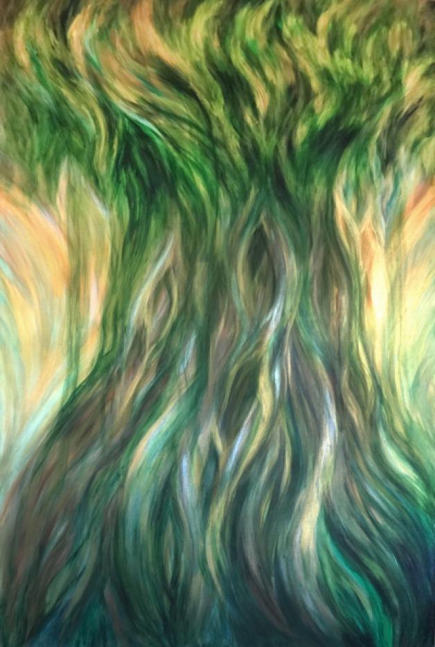 Tree of Wisdom (XL)- SOLD